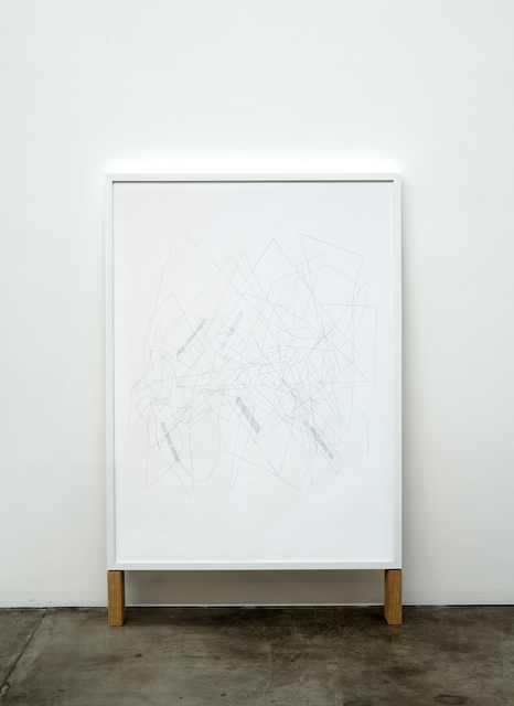 Ariel Hassan, 'STUDY DRAWINGS FOR TRANSPARENT UNIT SYSTEM #1', 2019, GAGPROJECTS