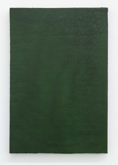Ria Bosman, 'HOOKERS', 2020, Painting, Acrylic on leather, Tatjana Pieters