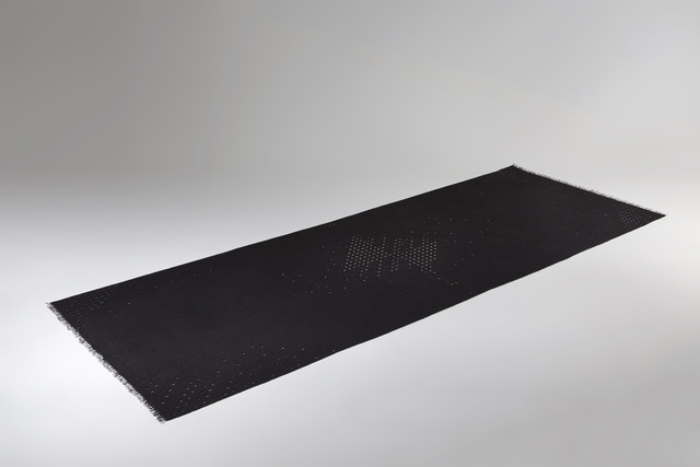Tamer Nakisci, 'Light Kilim rug', 2012, Carwan Gallery