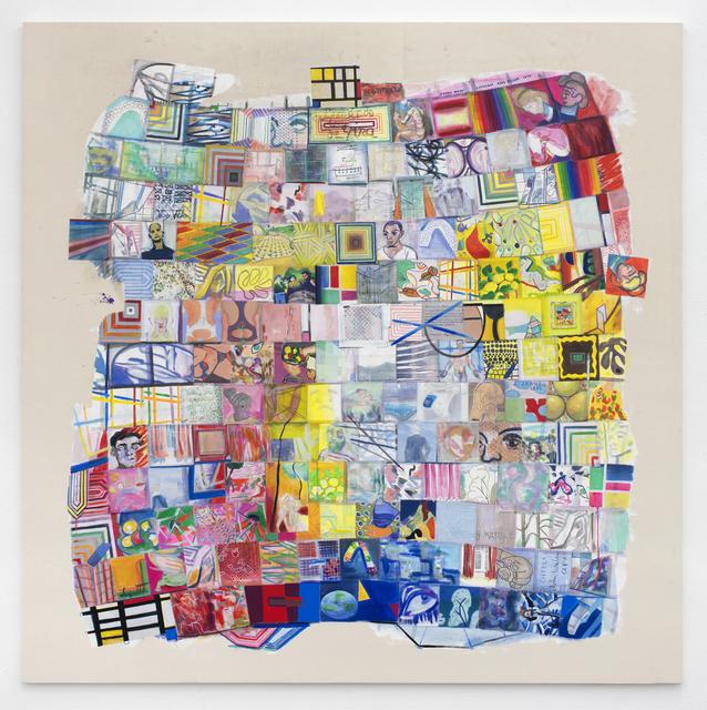 , 'selportraitasfrankstella,' 2018, Federico Luger (FL GALLERY)