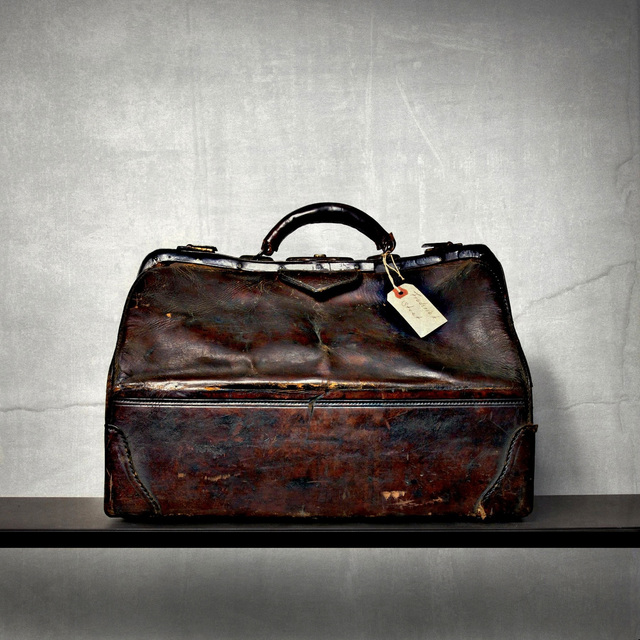 , 'Fred's Bag,' 2011, KLOMPCHING GALLERY