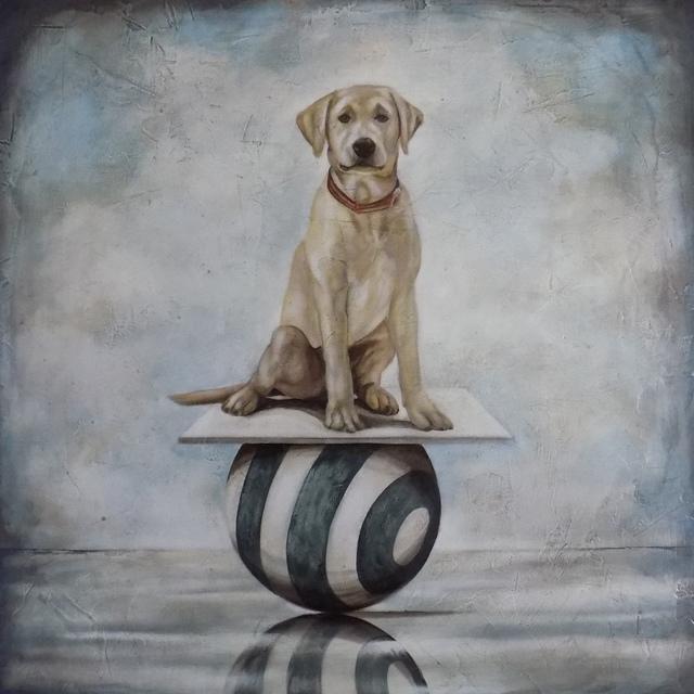 , 'Having a Ball 51,' 2018, Shain Gallery