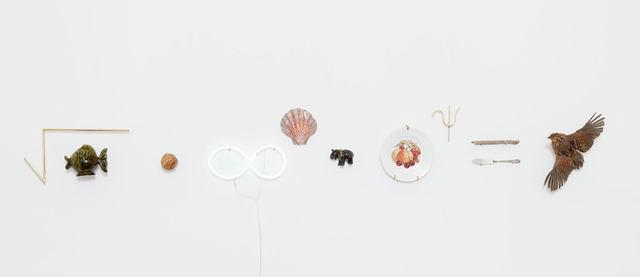 , 'Siete - from the series Reducción objetiva orquestada (2015-2020),' 2017, Perrotin