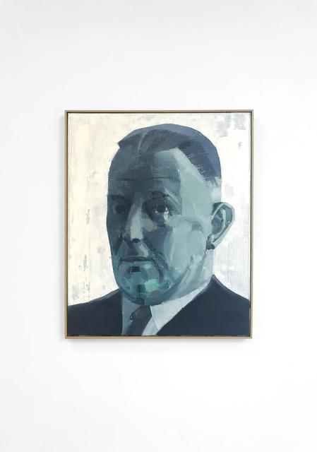 Alex van Warmerdam, 'Man met oor', 2019, GRIMM