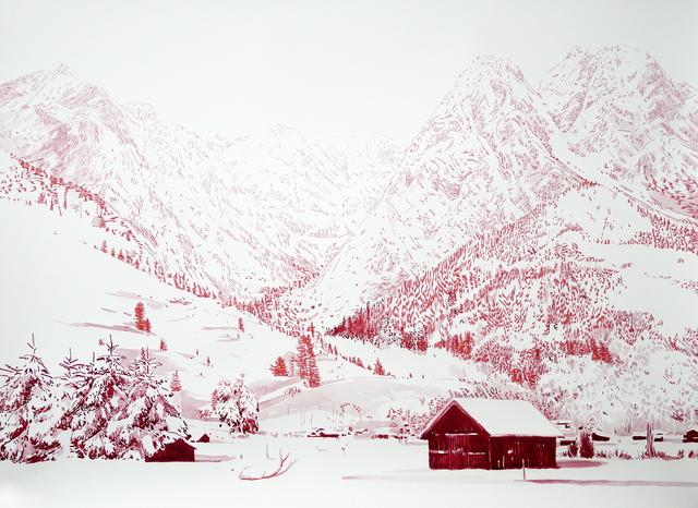 , 'Berge,' 2015, Victor Lope Arte Contemporaneo