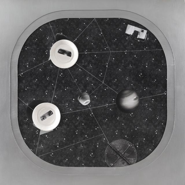 , 'Orbiting Us #9,' 2017, Vigo Gallery