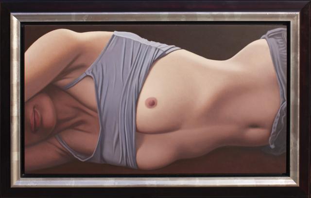 Willi Kissmer, 'Liegende in Grau', 2006, HOHMANN