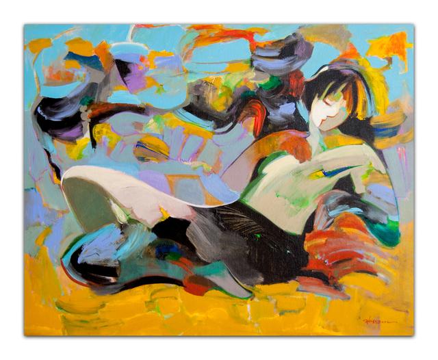 , 'Swan Symphony,' , LaMantia Fine Art Inc.