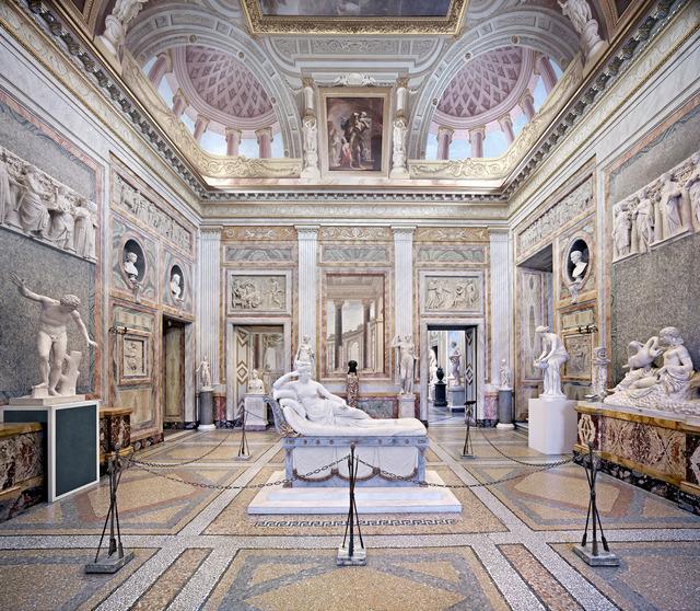 , 'Villa Borghese Roma XIII ,' 2012, Helga de Alvear