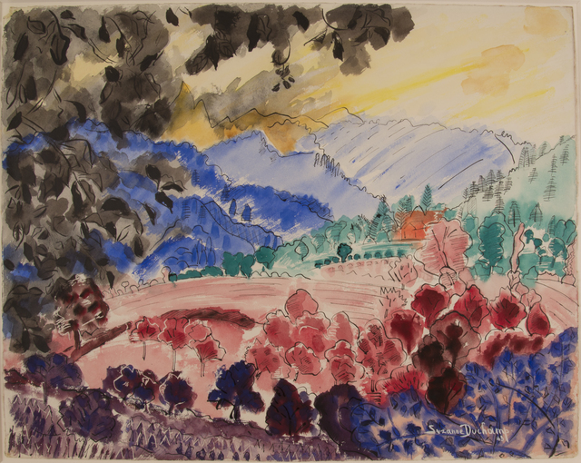 , 'Haute Savoire,' 1943, Francis M. Naumann Fine Art
