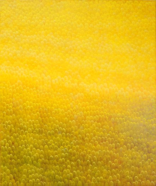 , 'Yellow Field ,' 2018, ART MORA