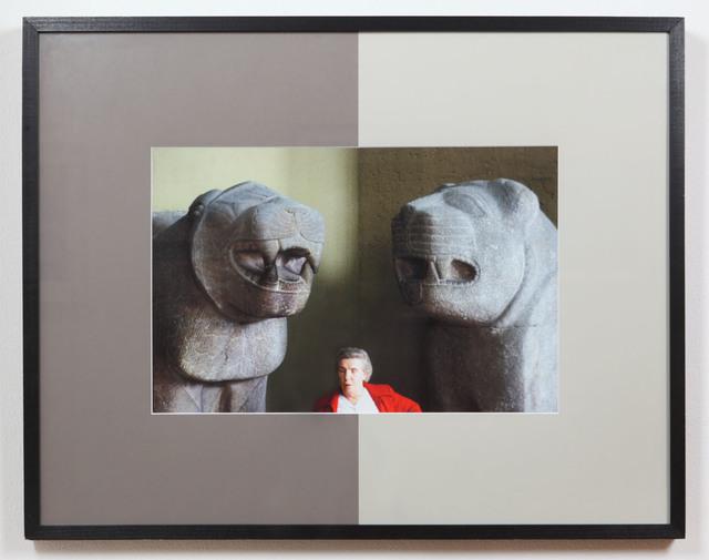 , 'Corner: Pergamon Museum,' 1986, Galleria Raffaella Cortese