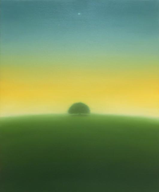 , 'Encina y Estrella al Atardecer,' 2014, CK Contemporary
