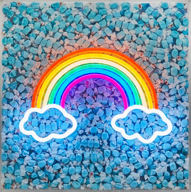 , 'Blue Rainbow,' 2019, ArtStar