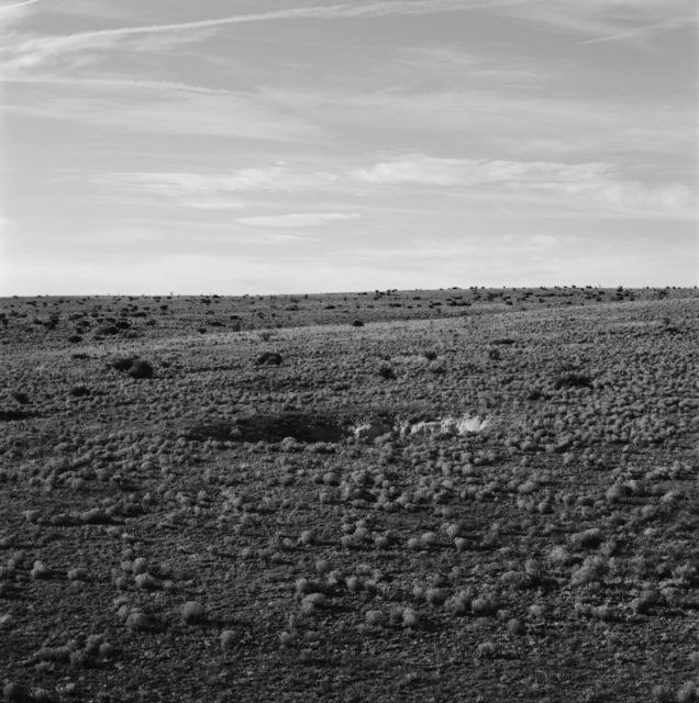 Joe Deal, 'Sinkhole, Pecos Valley', 2005, Robert Mann Gallery