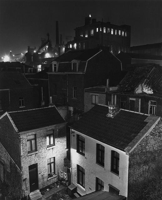 Gilbert Fastenaekens, 'Liège, Belgique (1157-81-050)', 1980-1987, Galerie Les filles du calvaire