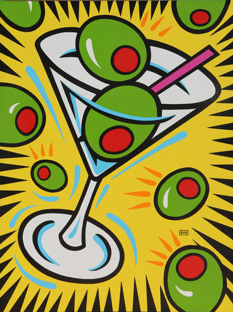 , 'Martini and Olives,' , RoGallery