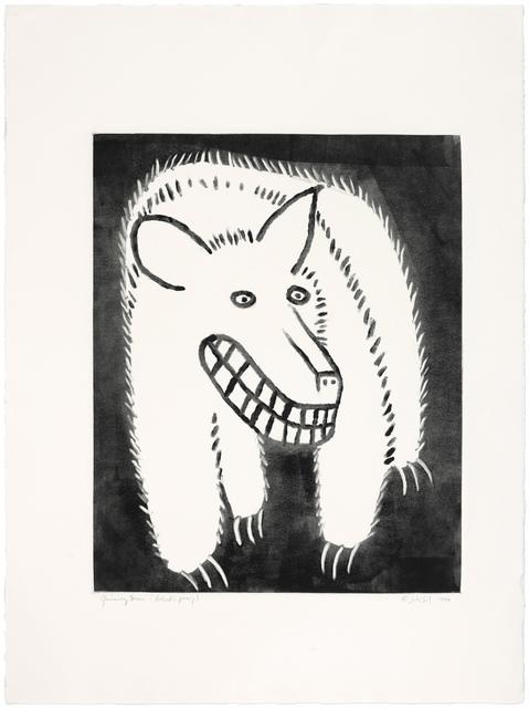 , 'Grinning Bear,' 1988, Gallery NAGA