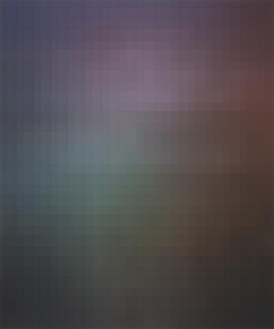 Yagiz Özgen, 'Lagoon Nebula (1024 Colors) #2', 2019, Sanatorium