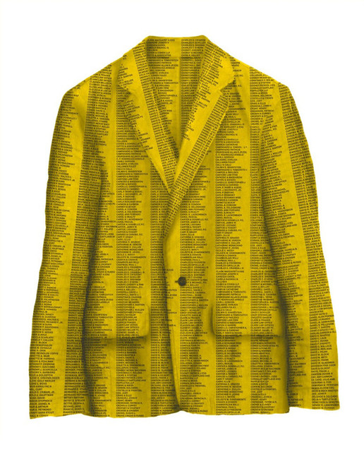 , 'Association in Yellow,' 2005, De Buck Gallery
