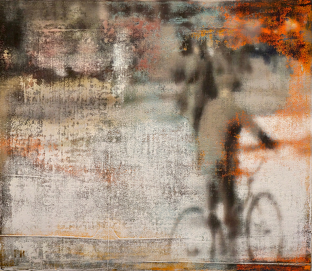 , 'Bicycle,' 2017, Dolby Chadwick Gallery