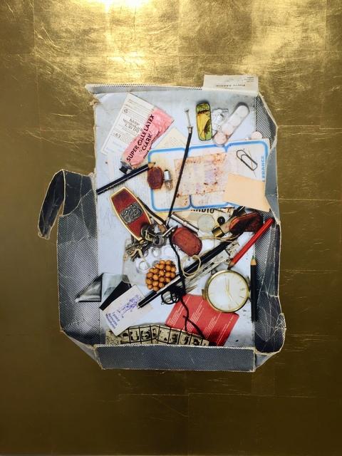 , 'Box # 4,' 2017, Galleria Ca' d'Oro