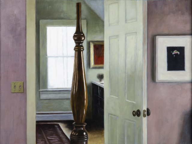 Nick Patten, 'Bedpost and Beyond,' , Christopher-Clark Fine Art