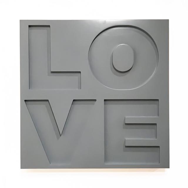 , 'Love 3,' 2016, Galleria Ca' d'Oro