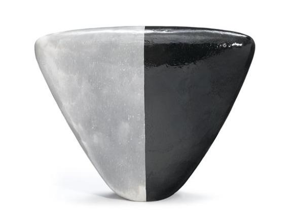 Jun Kaneko, 'Untitled Dango', 1994, Sculpture, Ceramic, Kiechel Fine Art
