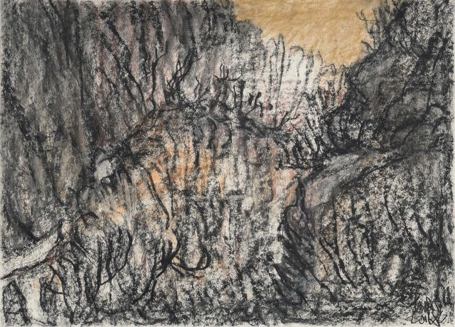 Yin Zhaoyang 尹朝阳, 'Cold Forests', 2016, Each Modern