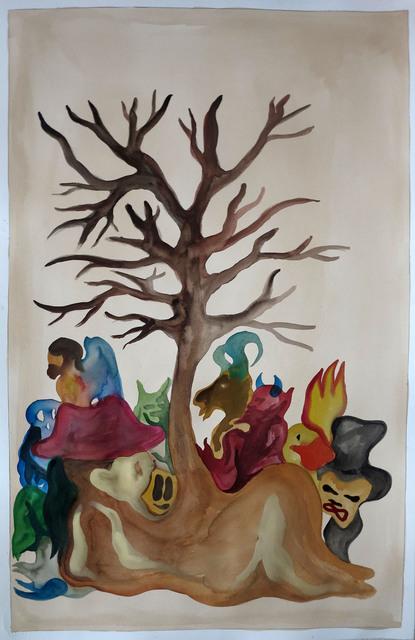 Fabien Verschaere, 'Empty tree', 2013, Mario Mauroner Contemporary Art Salzburg-Vienna