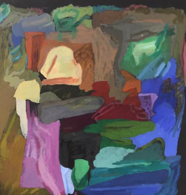 , 'Untitled,' ca. 1990, Edward Hopper House
