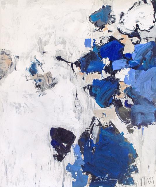 Robert Robinson, 'Kinda Blue #2', 2019, The Bonfoey Gallery