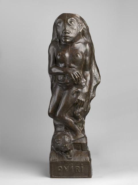 , 'Oviri,' 1893, Grob Gallery