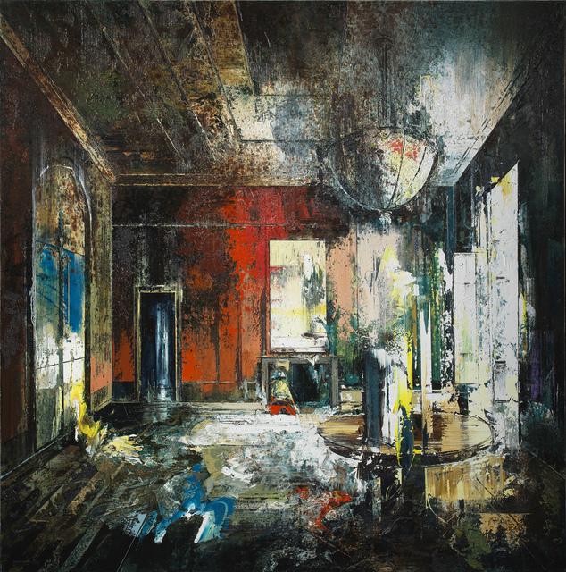 John Monks, 'Leopard', 2018-2019, Long & Ryle