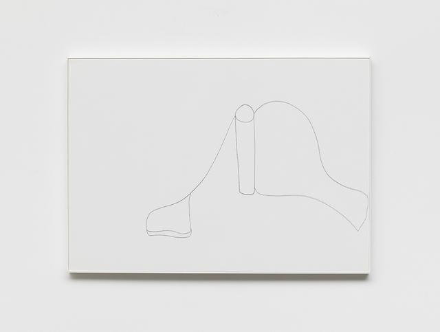 , 'Sem título - Série Território Vazado ,' 2001, Galeria Raquel Arnaud