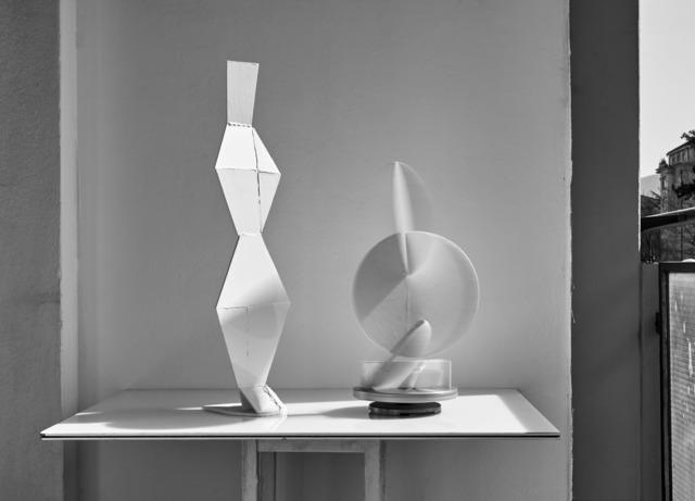 , 'Light Machine : Brancusi and Me,' 2017, Galerie Laurence Bernard