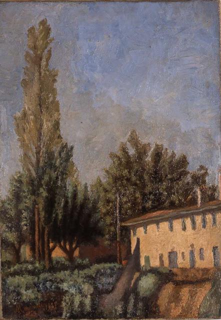, 'Paesaggio,' 1927, Partners & Mucciaccia