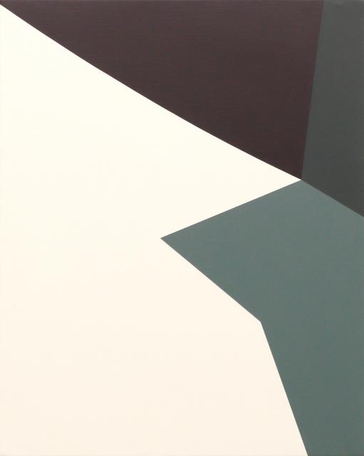 , 'on being,' 2018, Galerie D'Este