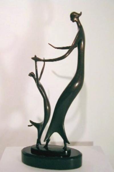 , 'Mother's Dance,' , Gallery 901
