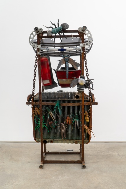 Joe Minter, 'My Engine Is Running Hot', 1998, James Fuentes