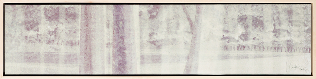 , 'White Veil,' 2014, Bentley Gallery