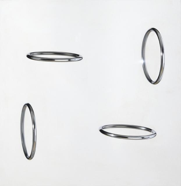 , 'Cerchi virtuali,' 1967, Tonelli