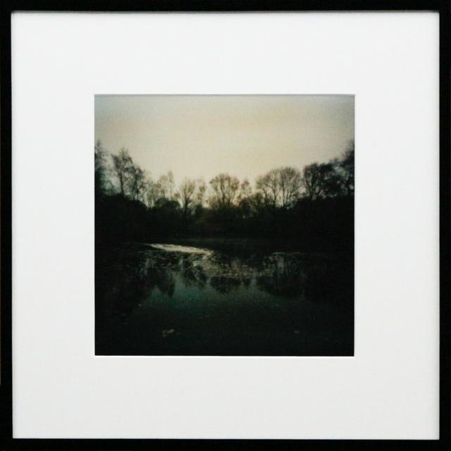 , 'Pool of Peace, Spanbroeken Crater, Flanders, Ed./1,' 2015, Newzones