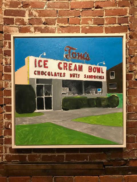 , 'Tom's Ice Cream Bowl,' 2010, Mason-Nordgauer Fine Arts Gallery