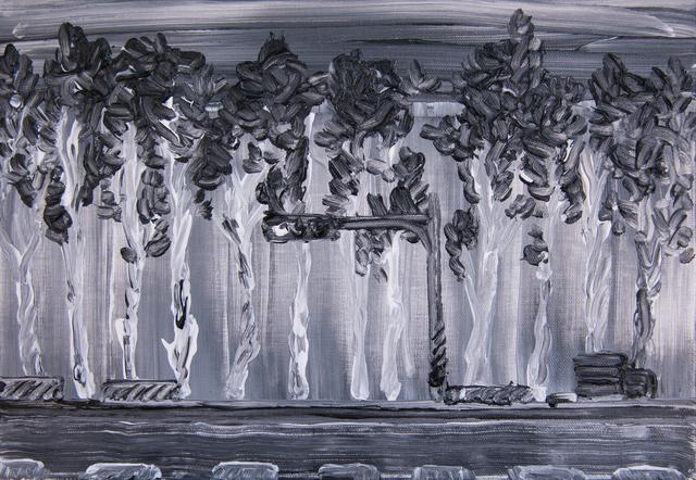 , 'Cajuput Trees,' 2012, galerie nichido / nca | nichido contemporary art