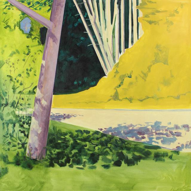 , 'Barn Door View,' 2009, Alexandre Gallery