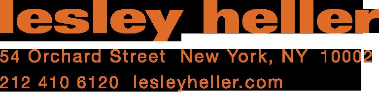 Lesley Heller Gallery