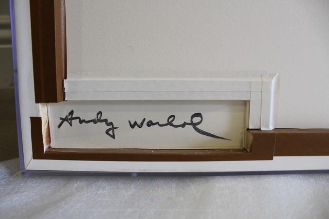 Andy Warhol, 'Hans Christian Andersen (FS II.400)', 1987, Print, Screenprint on Lenox Museum Board, Revolver Gallery