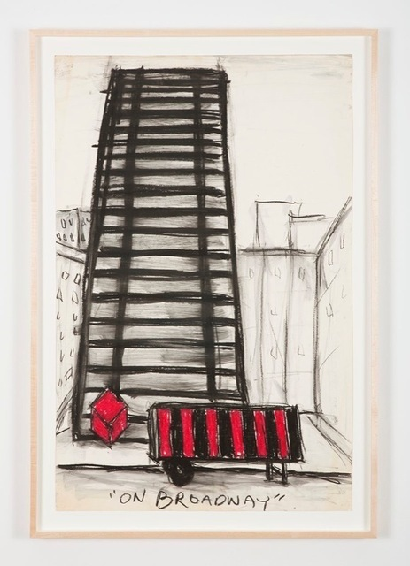 , 'Untitled (On Broadway),' ca. 1984, Perrotin
